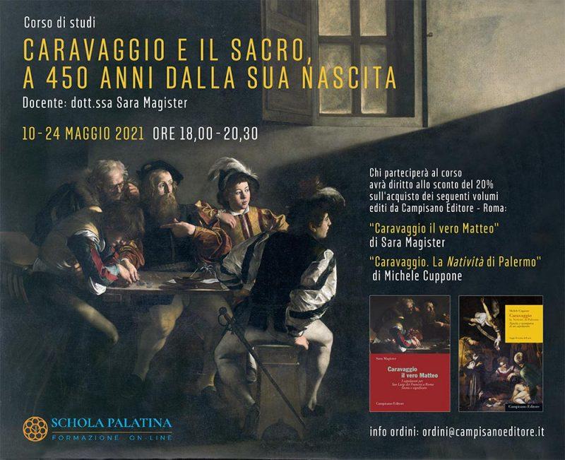 Corso Caravaggio - Sconto del 20% sui libri